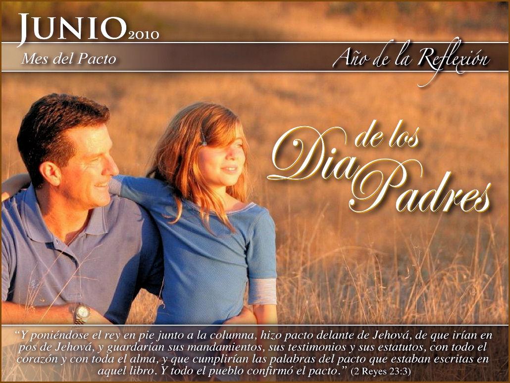 de la Pastora y Apóstol Lidia Rodríguez en el Día del Padre el