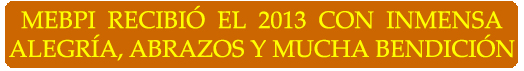 MEBPI 2013 titular