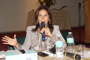 La Pastora Graciela Boria explicó que no fue sencillo salir adelante en la época que contrajo matrimonio con Luigi Boria, Pastor y ahora Alcalde de El Doral.