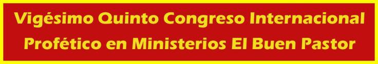 25 Congreso TITULAR