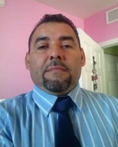 Pastor Gonzalo Martínez, de Honduras.