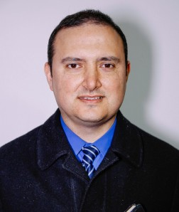Pastor Raúl Pérez.
