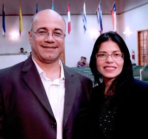 Los Pastores Arelys y Pedro Silva, de Maracaibo, Venezuela