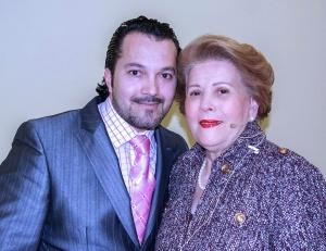 El vocalista cubano, Fabián Alonso está programado para presentarse en la clausura del XXV Congreso de MEBPI.