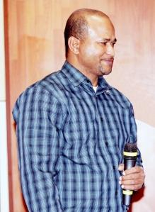 Pastor Samuel Hernández