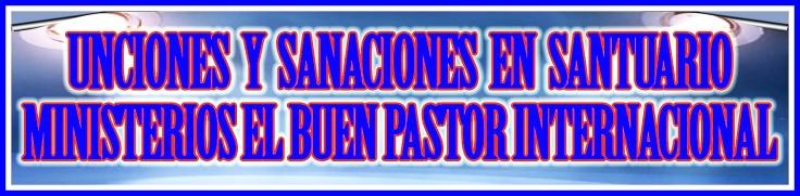 TITULAR DE UNCIONES Y SANACIONES