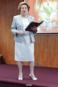 Apóstol Lidia Rodríguez