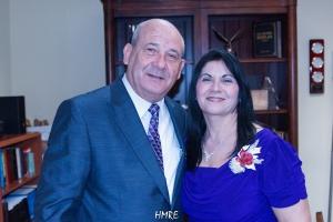 Obispo Ricardo Pereira y su esposa Maritza confirmaron su presencia en el XXVII Congreso Internacional de MEBPI.