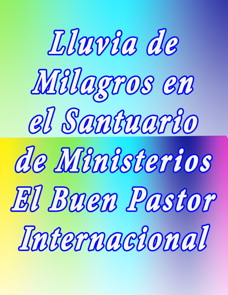 LLUVIA DE MILAGROS